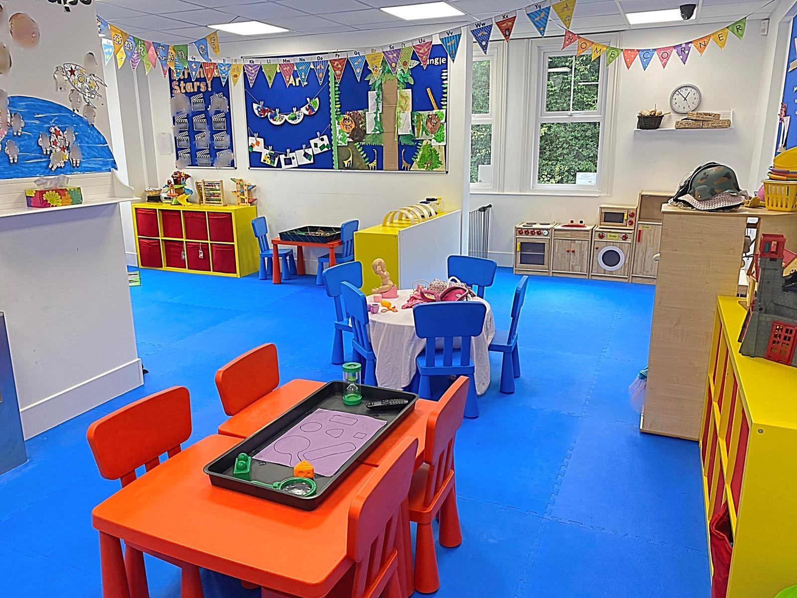 Child Nursery Prestwood