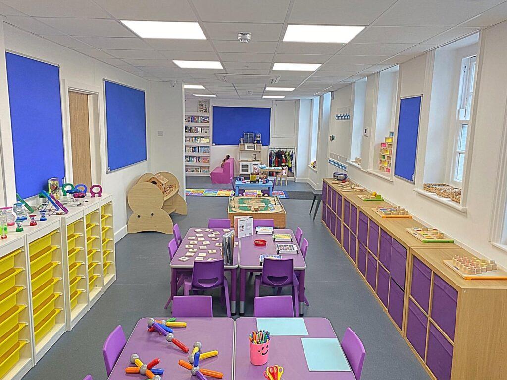 Child Nursery Chesham High Street