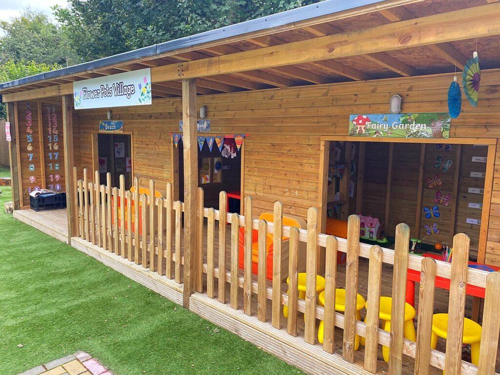 Child Nursery Prestwood Garden