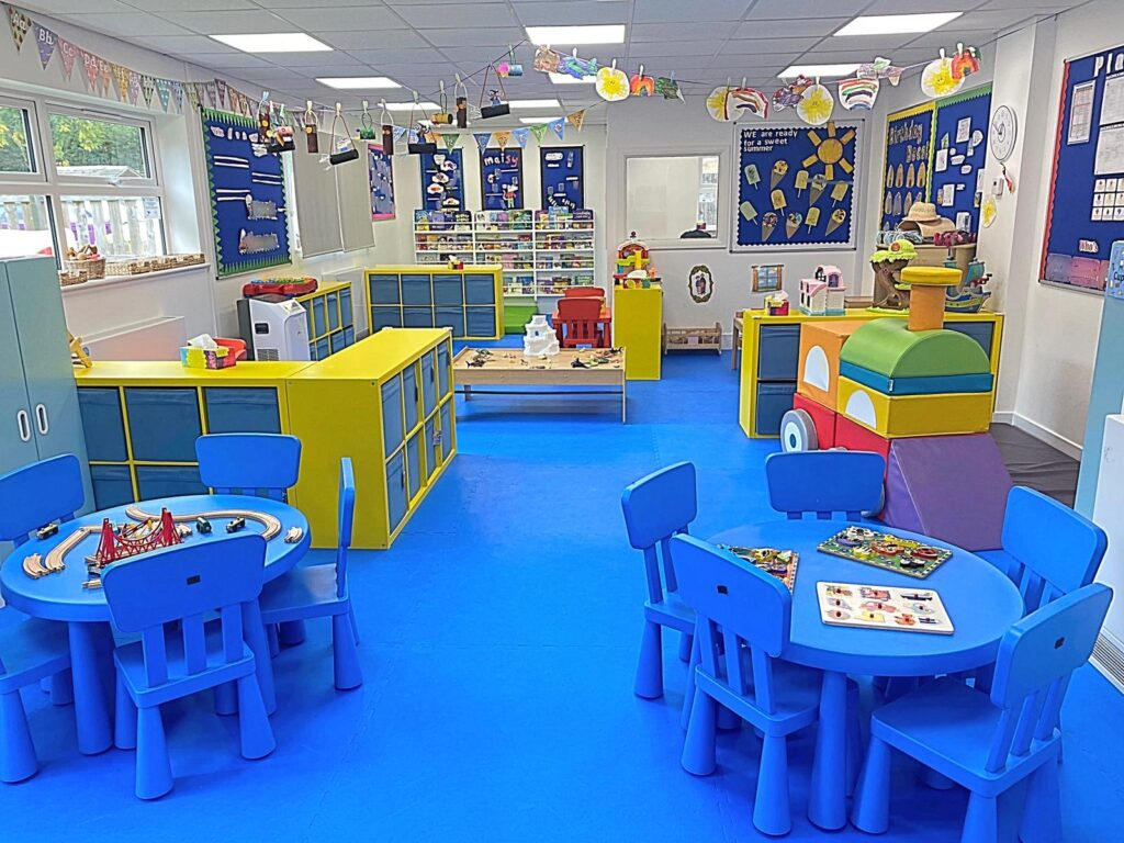 prestwood day nursery