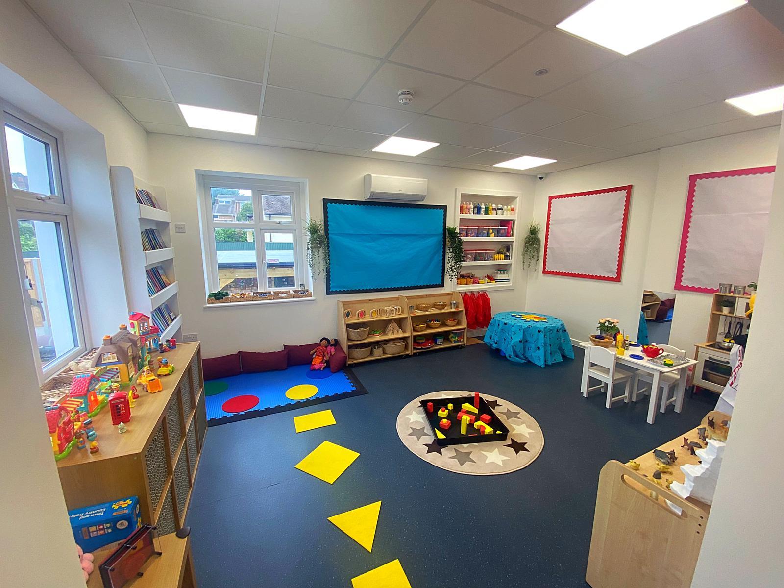childcare kings langley