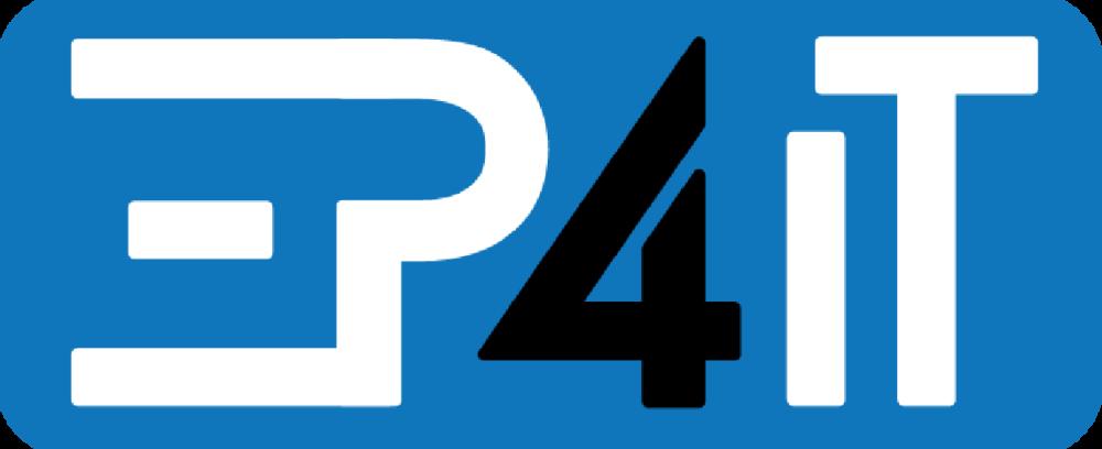 P 4 IT Logo