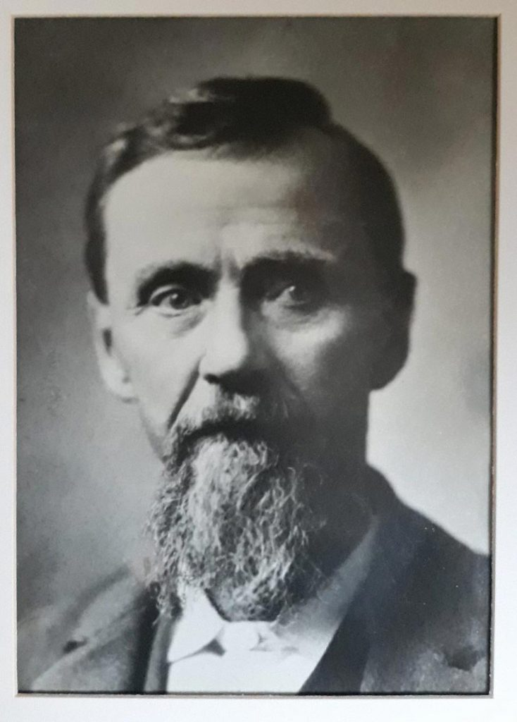 Andrew Taylor Still founder of osteopathy