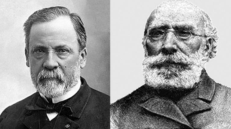 Pasteur v bechamp