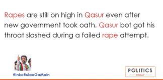Qasur Rape Attempt