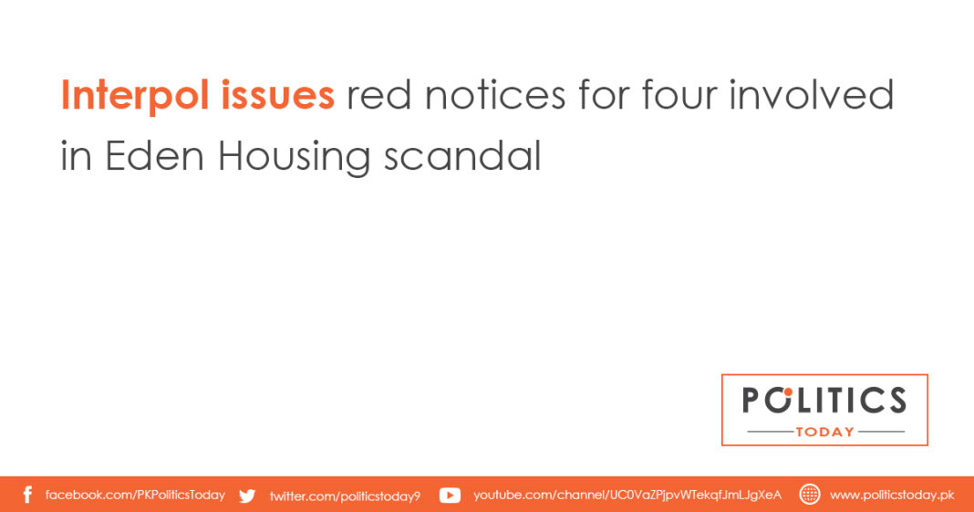 Interpol issues red notices for four involved in Eden Housing scandal
