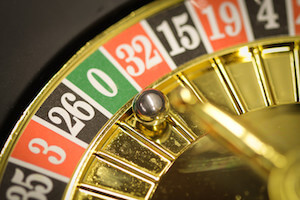 This is a roulette wheel. FOBTs allow roulette to be played in betting shops