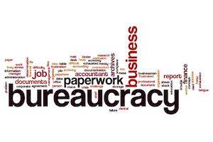 Good regulation is being hampered by unnecessary bureaucracy