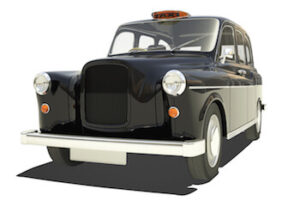 Iconic London Taxis are under threat from Uber