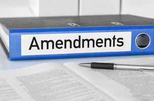Amended Regulations