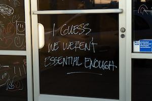 Non essential goods