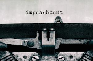 Impeachment, President Trump, 25th Amendment