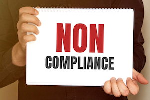 Non-compliance with Statutory Procedure