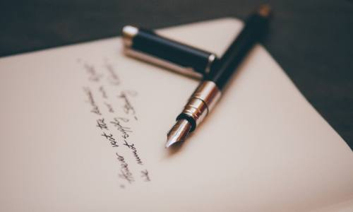 are self-limits beliefs stopping you write?