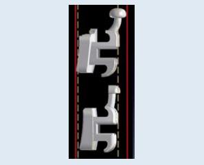 Improved hook design