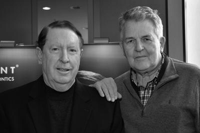 Drs Rick McLaughlin and John Bennett
