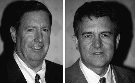 Rick McLaughlin and John Bennett