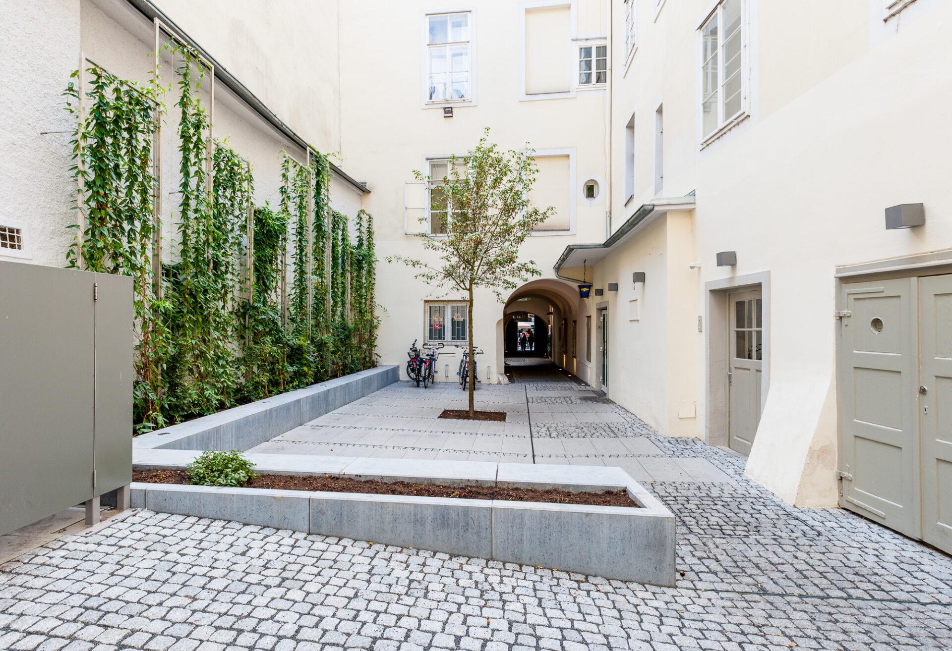 Altstadtpassage Graz 2012