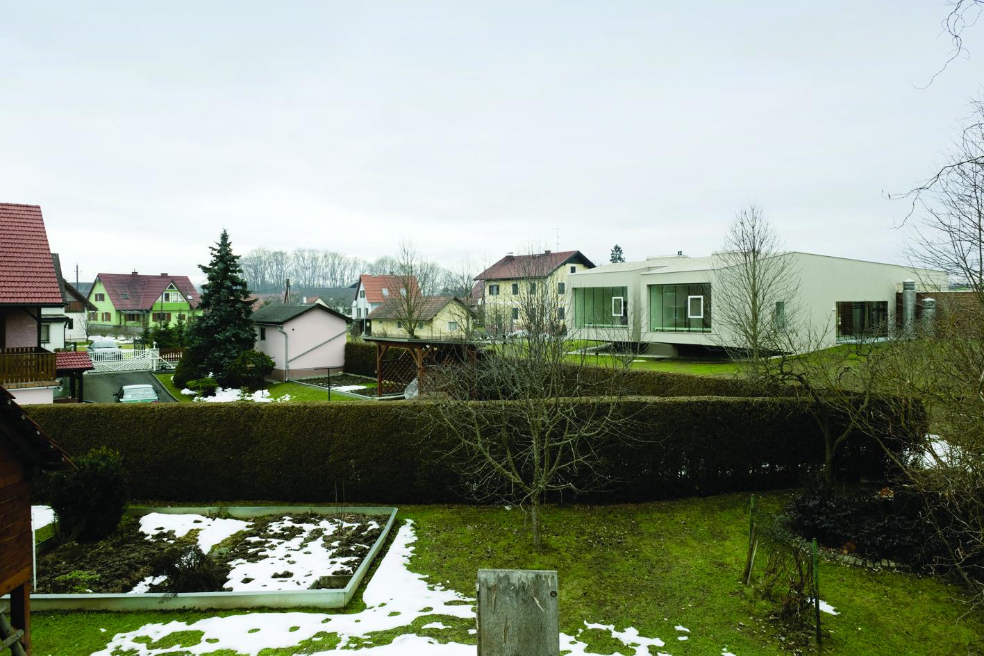 Begegnungshalle Gosdorf 2008
