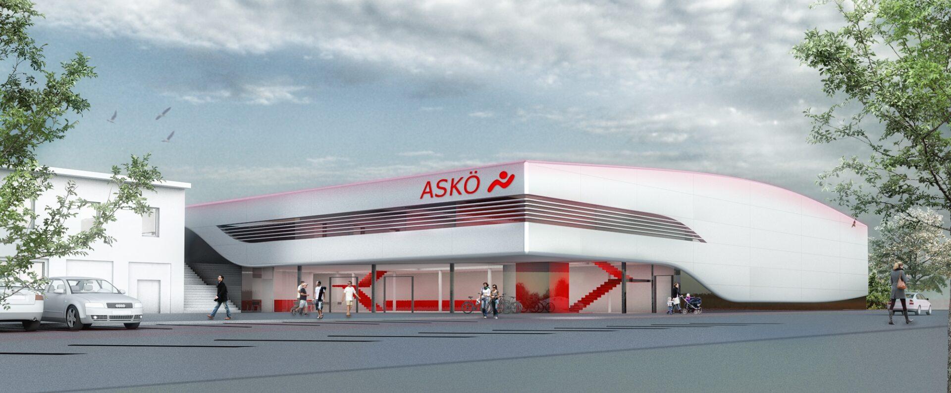 Compedition ASKÖ-Sporthalle