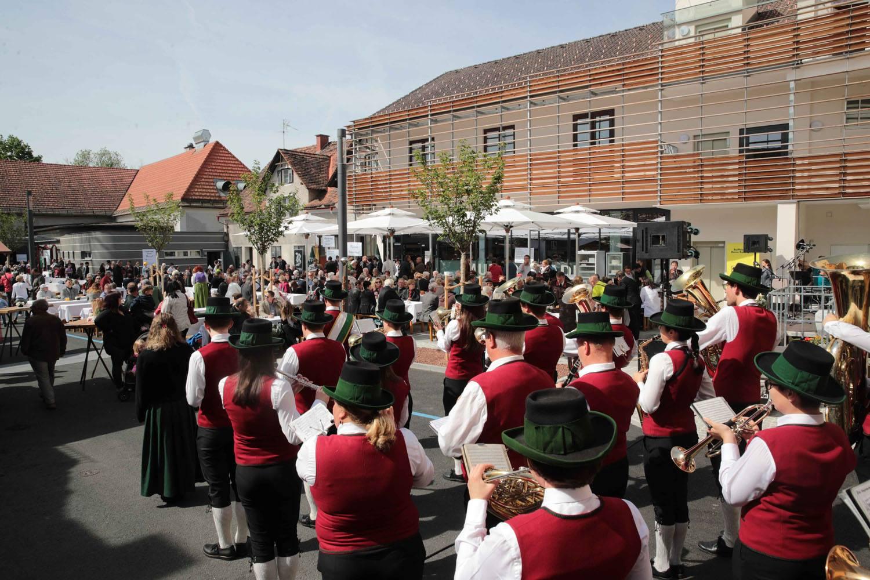 Lorberplatz Mureck 2020