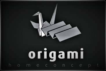 Origami Perde Home Concept