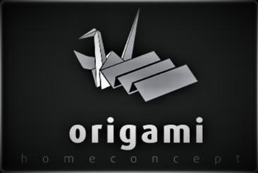 Origami Perde Home Concept