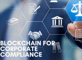 Blockchain for Corporate Compliance