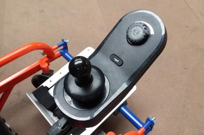 DB Bullet Powerchair Control