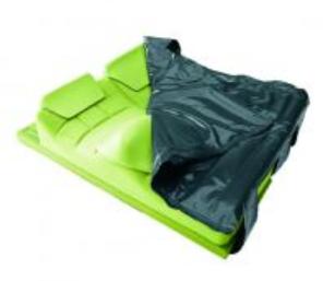 Invacare Matrx Flo Tech Solution Xtra Cushion