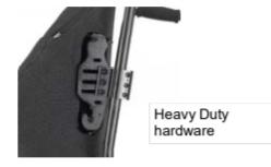 Heavy Duty Easy Set Mounting Hardware