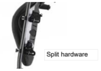 Split Mounting Hardware