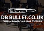 DB Bullet powerchair