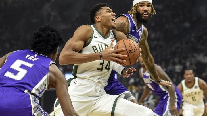 NBA스페셜 4월4일 밀워키 새크라멘토 NBA 농구중계 농구분석