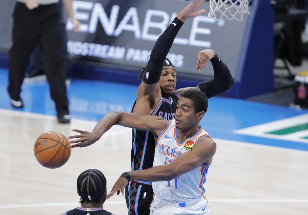 해외농구스포츠분석 5월10일 NBA 새크라멘토 : 오클라호마