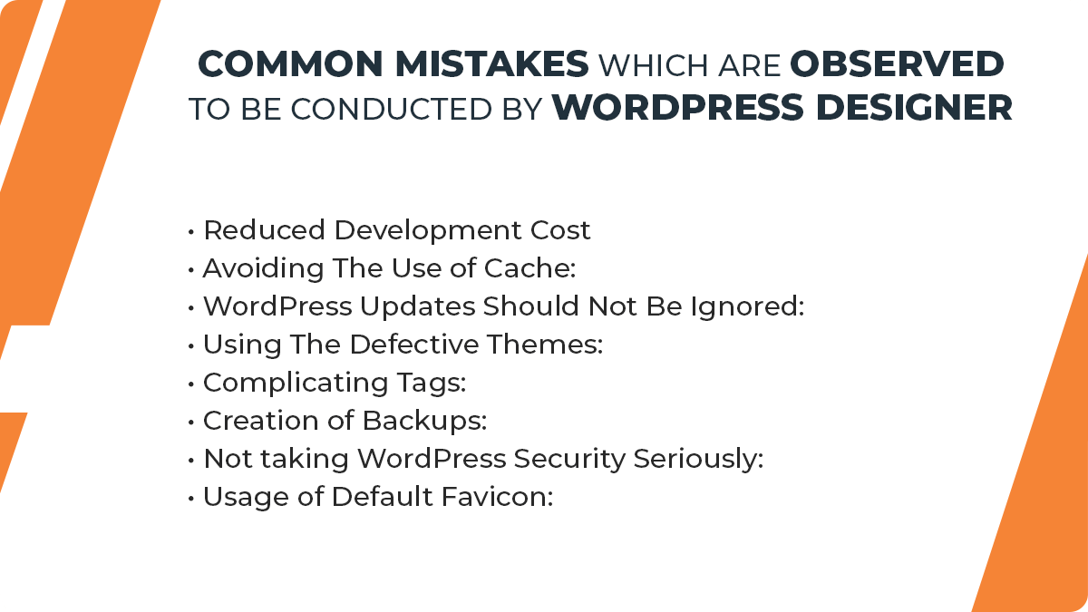 How to Be the Worst WordPress Designer on the Planet