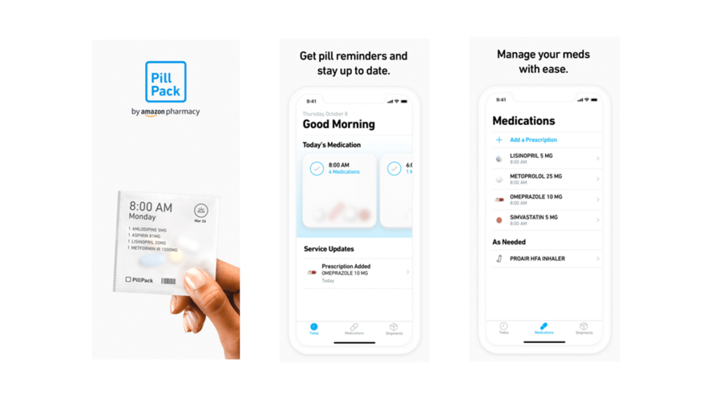 PillPack- Best Pharmacy Apps for Android and iOS in 2020