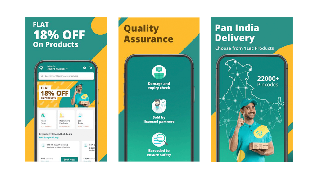 PharmEasy- Best Pharmacy Apps for Android and iOS in 2020