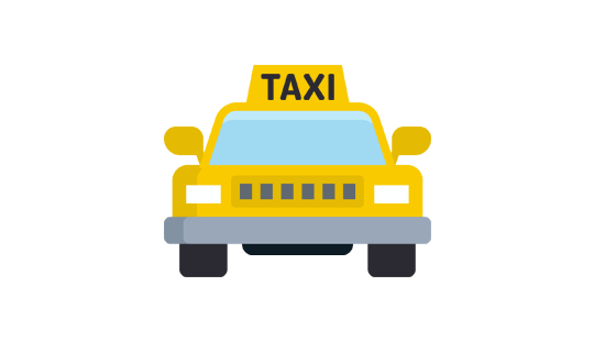 How much it cost to develop a taxi booking application