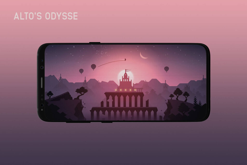 Alto Odyssey- Top 13 Best iPhone Games of 2020