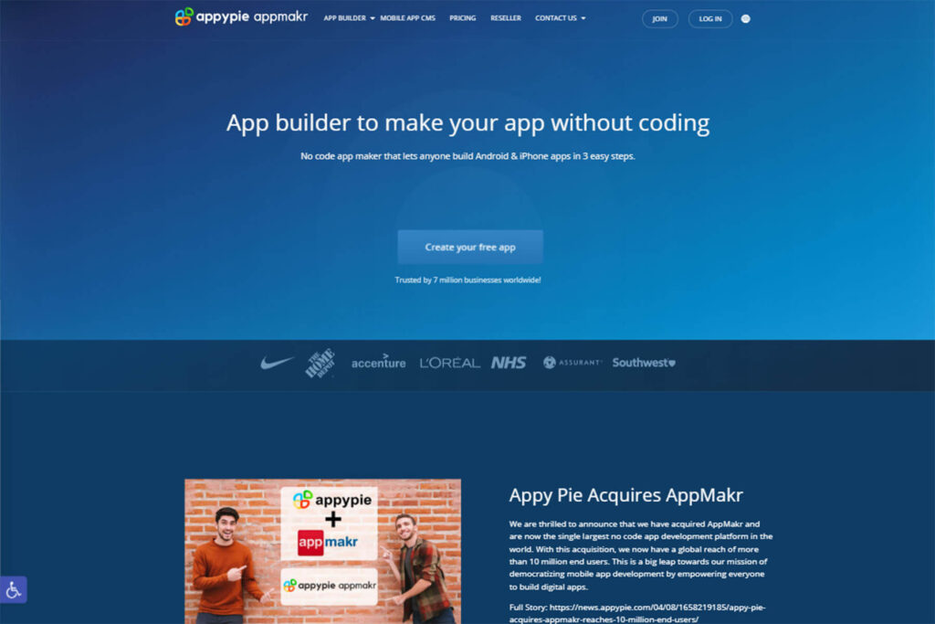 AppMakr- Development Of Mobile App With Coding And Without Coding