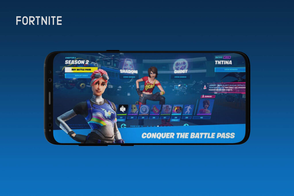Fortnite- Top 13 Best iPhone Games of 2020