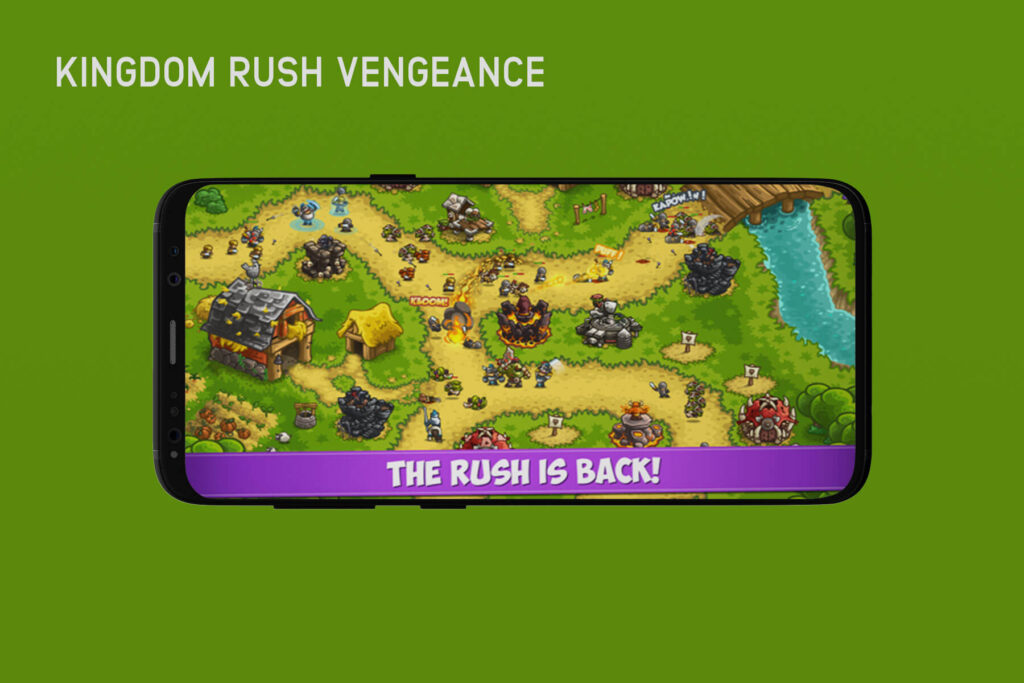Kingdom Rush Vengeance- Top 13 Best iPhone Games of 2020