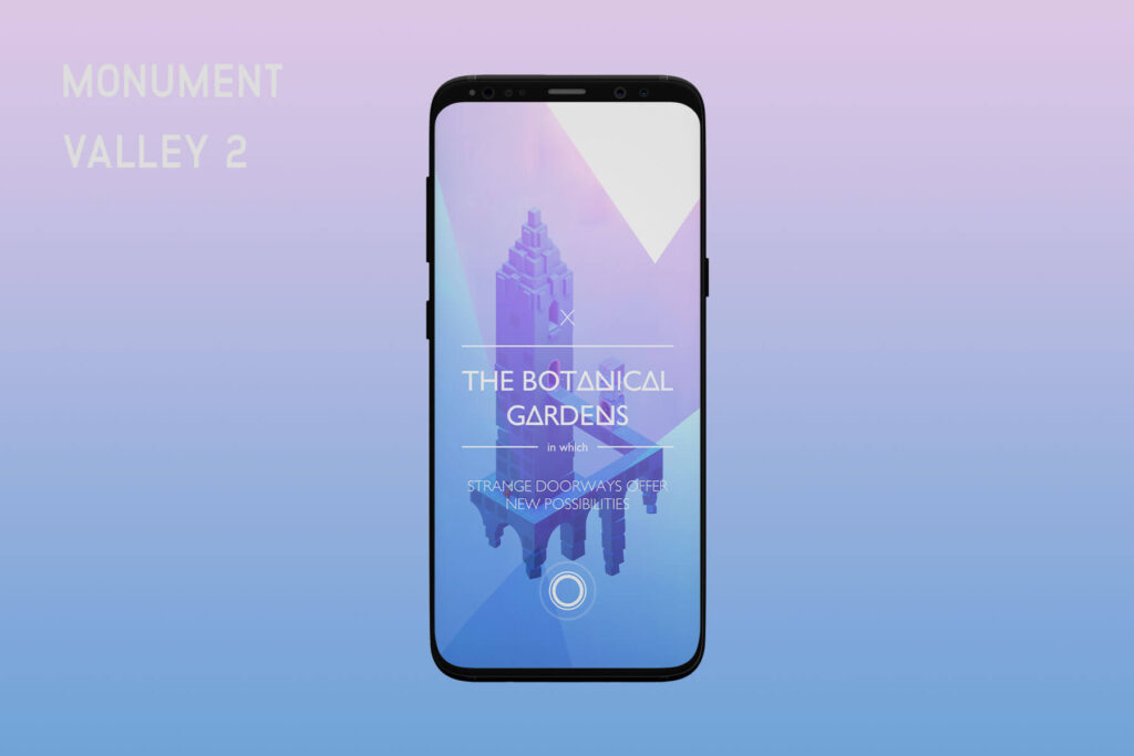 Monument Valley 2- Top 13 Best iPhone Games of 2020