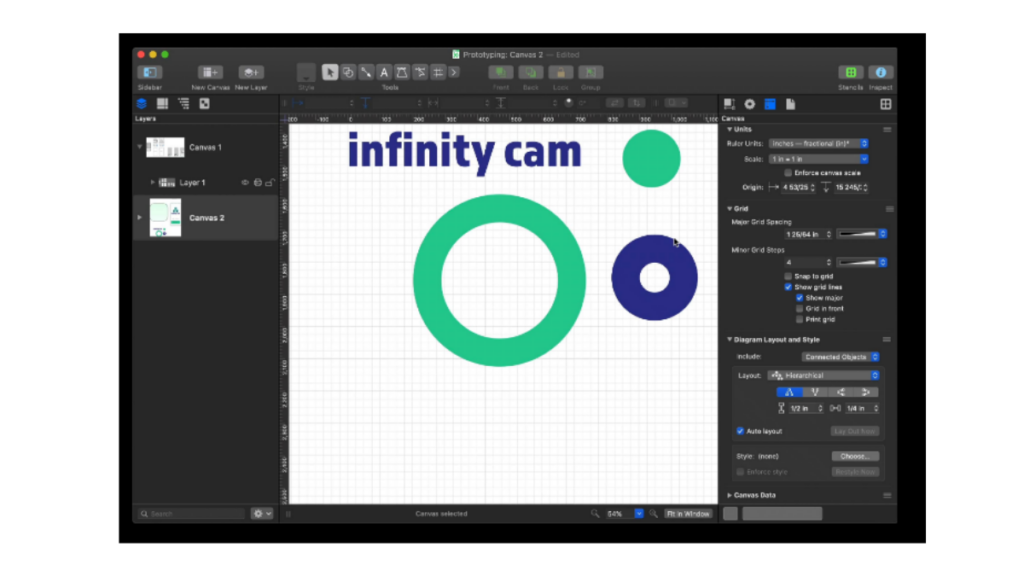 OmniGraffle- Best Free Wireframe Tools For Mobile App
