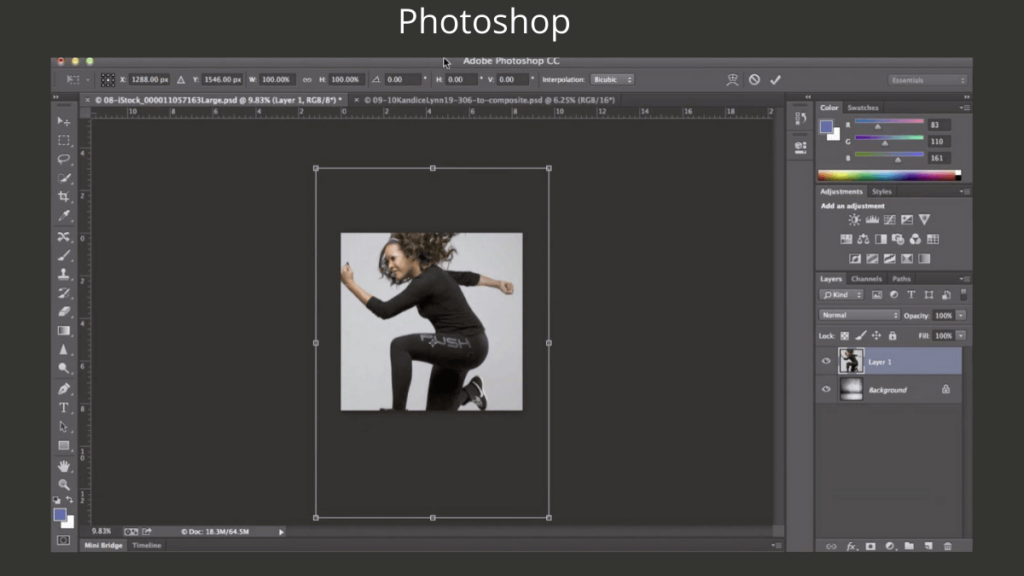 Photoshop- Best Mobile App UI Design Tools