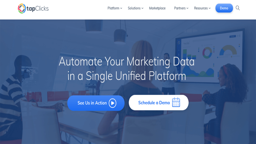 TapClicks- Best Social Media Marketing Softwares For Your Business