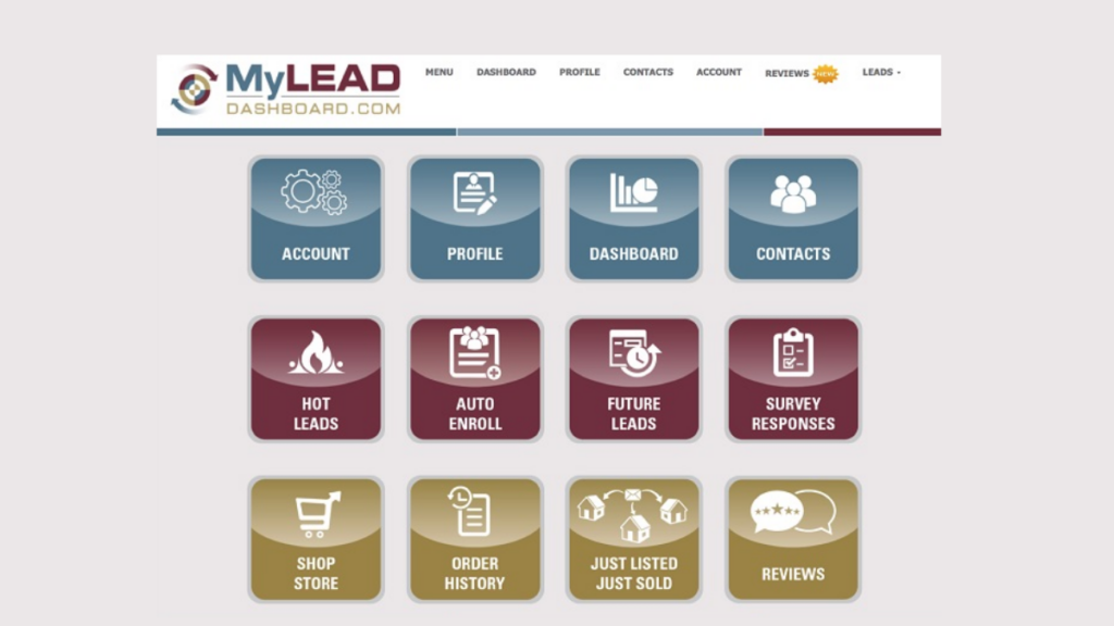 Myleaddashboard- Best Real Estate CRM Software