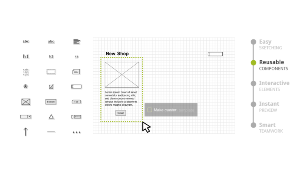 Pidoco- Best Free Wireframe Tools For Mobile App