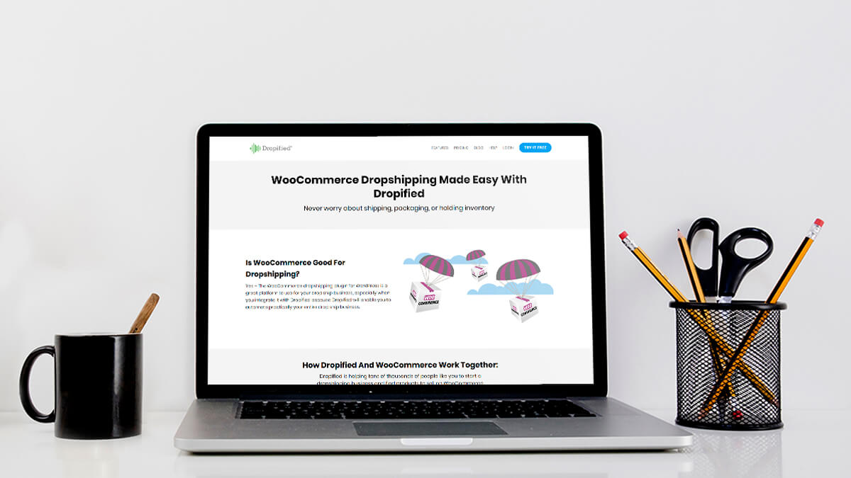 Dropified- Best WooCommerce Dropshipping Plugins
